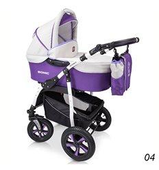 Дитяча коляска 3 в 1 Verdi Sonic 04