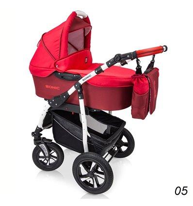 Дитяча коляска 3 в 1 Verdi Sonic 05