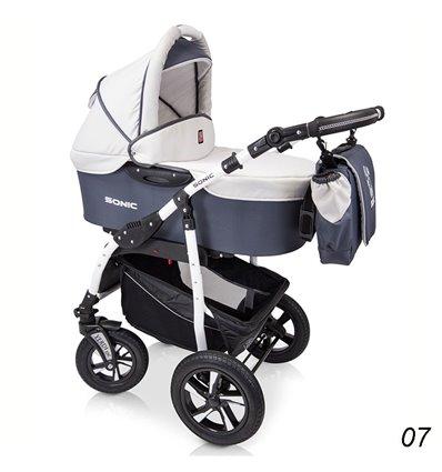 Дитяча коляска 3 в 1 Verdi Sonic 07