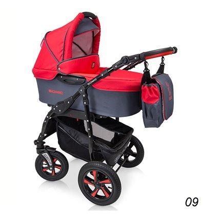 Дитяча коляска 3 в 1 Verdi Sonic 09