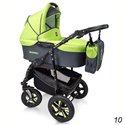 Дитяча коляска 3 в 1 Verdi Sonic 10