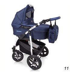 Дитяча коляска 3 в 1 Verdi Sonic 11