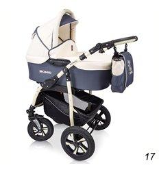 Дитяча коляска 3 в 1 Verdi Sonic 17