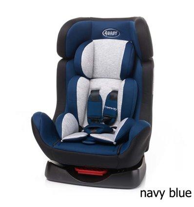 Автокрісло дитяче 4Baby FreeWay Blue, 0-25 кг
