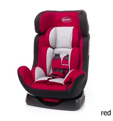 Автокрісло дитяче 4Baby FreeWay Red, 0-25 кг