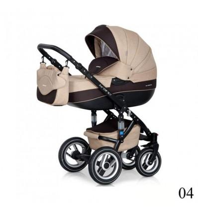 Дитяча коляска 2 в 1 Riko Brano 04