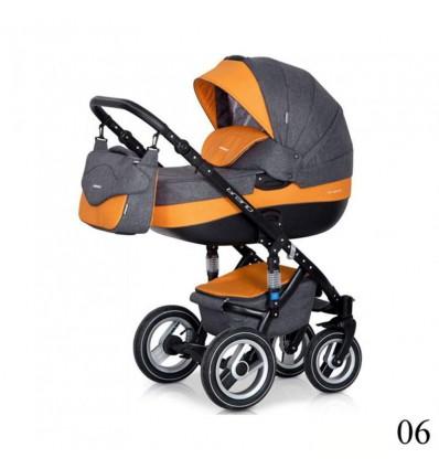 Дитяча коляска 2 в 1 Riko Brano 06