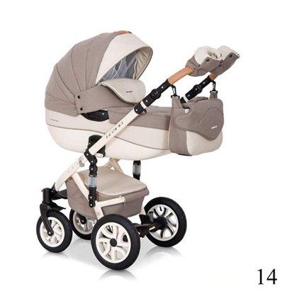 Дитяча коляска 2 в 1 Riko Brano ECCO 14