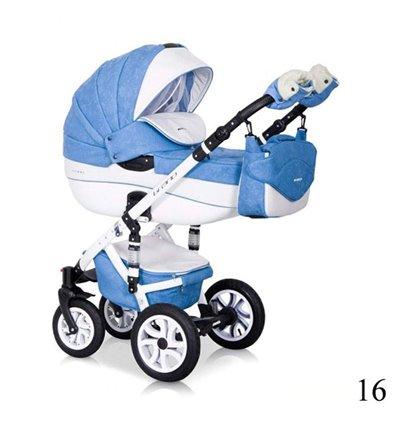 Дитяча коляска 2 в 1 Riko Brano ECCO 16