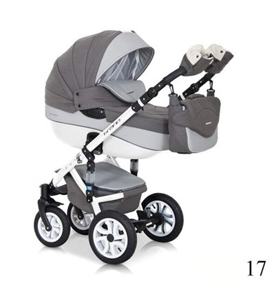 Дитяча коляска 2 в 1 Riko Brano ECCO 17