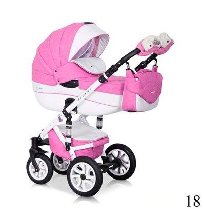 Дитяча коляска 2 в 1 Riko Brano ECCO 18
