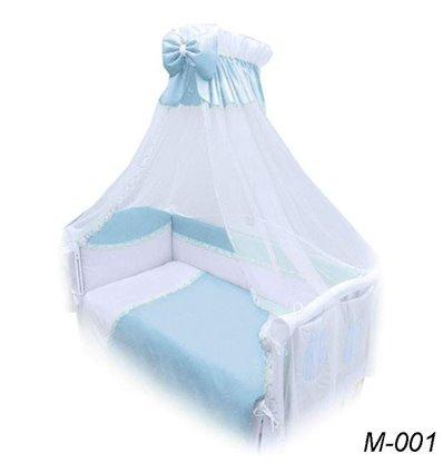 Дитячий постільний комплект Twins Magic Sleep 8 елементів M-001