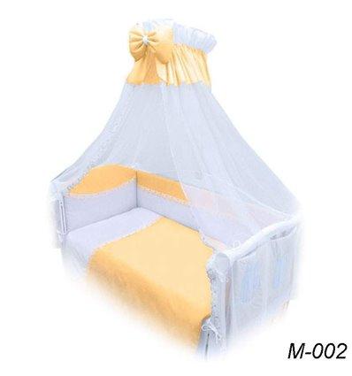 Дитячий постільний комплект Twins Magic Sleep 8 елементів M-002