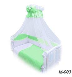 Дитячий постільний комплект Twins Magic Sleep 8 елементів M-003