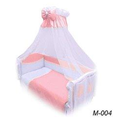Дитячий постільний комплект Twins Magic Sleep 8 елементів M-004
