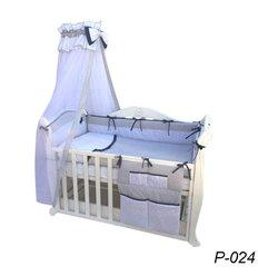 Дитячий постільний комплект Twins Premium Starlet 8 елементів P-024