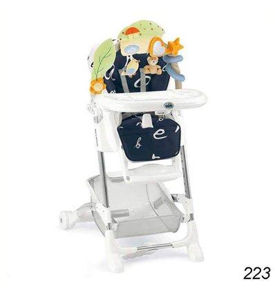 Стільчик для годування CAM Istante S2400-C223 синій
