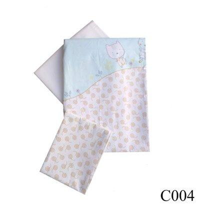 Дитяча змінна постіль Twins Comfort C-004 Котики