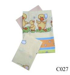 Дитяча змінна постіль Twins Comfort C-027 Каченята