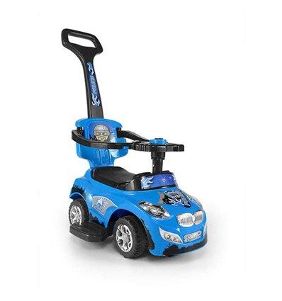 Машинка каталка Milly Mally Happy синя