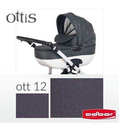 Дитяча коляска 2 в 1 Adbor Ottis 12