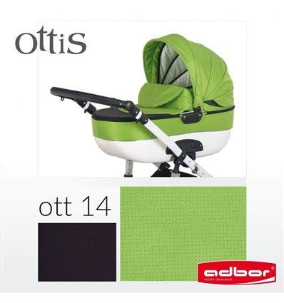 Дитяча коляска 2 в 1 Adbor Ottis 14