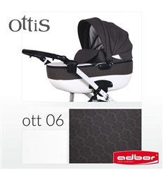 Дитяча коляска 3 в 1 Adbor Ottis 06