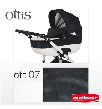 Дитяча коляска 3 в 1 Adbor Ottis 07