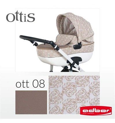 Дитяча коляска 3 в 1 Adbor Ottis 08