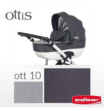 Дитяча коляска 3 в 1 Adbor Ottis 10
