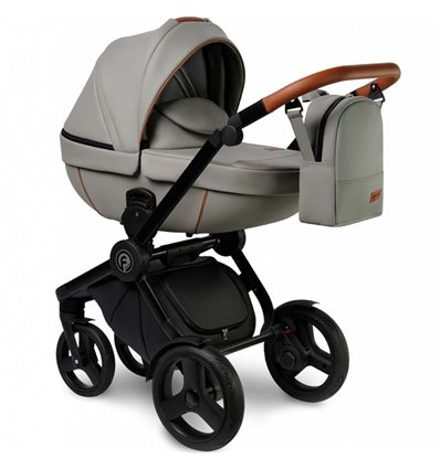 Дитяча коляска 2 в 1 Verdi Futuro 02 Stone Grey