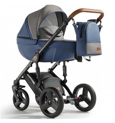 Дитяча коляска 2 в 1 Verdi Orion 05 Deep Blue