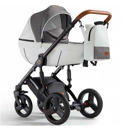Дитяча коляска 2 в 1 Verdi Orion 06 White&Jeans