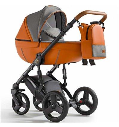Дитяча коляска 2 в 1 Verdi Orion 07 Orange