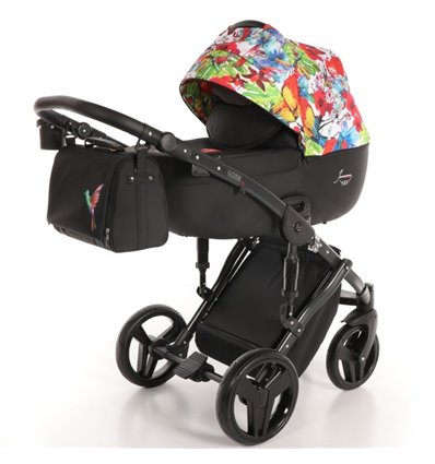 Дитяча коляска 2 в 1 Tako Junama Fashion Pro Jungle