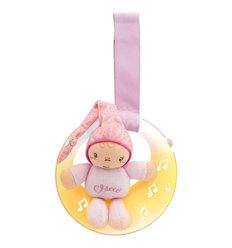 Мобіль на ліжечко Chicco Good Night Moon 02426.10 рожевий
