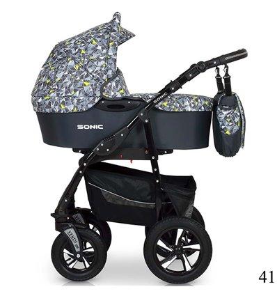 Дитяча коляска 3 в 1 Verdi Sonic 41