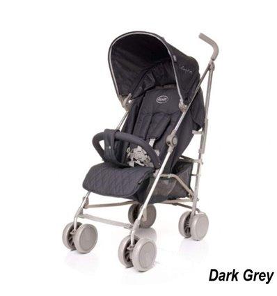 Дитяча прогулянкова коляска 4Baby Le Caprice Dark Grey