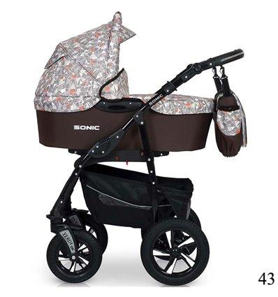 Дитяча коляска 3 в 1 Verdi Sonic 43