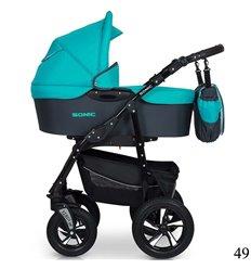 Дитяча коляска 3 в 1 Verdi Sonic 49