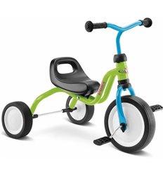 Велосипед триколісний Puky Fitsch зелений з синім