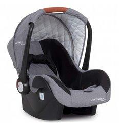 Автокрісло дитяче Easy Go Virage Eco Чорний, 0-13 кг