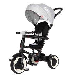 Велосипед триколісний Sun Baby QPlay Rito Сірий