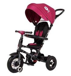 Велосипед триколісний Sun Baby QPlay Rito Air Фіолетовий