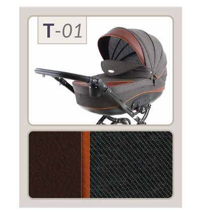 Дитяча коляска 2 в 1 Adbor Tori Sport 01