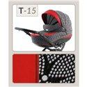 Дитяча коляска 2 в 1 Adbor Tori Sport 15