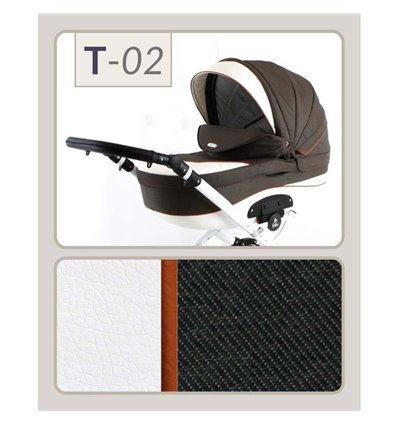 Дитяча коляска 3 в 1 Adbor Tori Sport 02