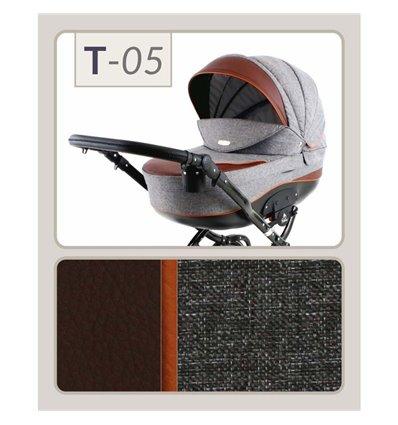 Дитяча коляска 3 в 1 Adbor Tori Sport 05