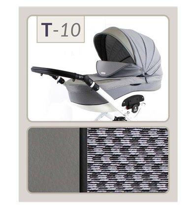 Дитяча коляска 3 в 1 Adbor Tori Sport 10