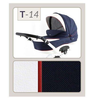 Дитяча коляска 3 в 1 Adbor Tori Sport 14